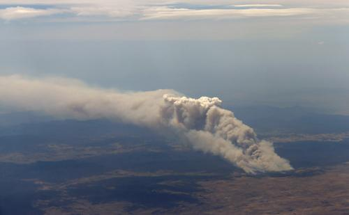 World News: New wildfires flare-up as temperatures soar   Thaiger