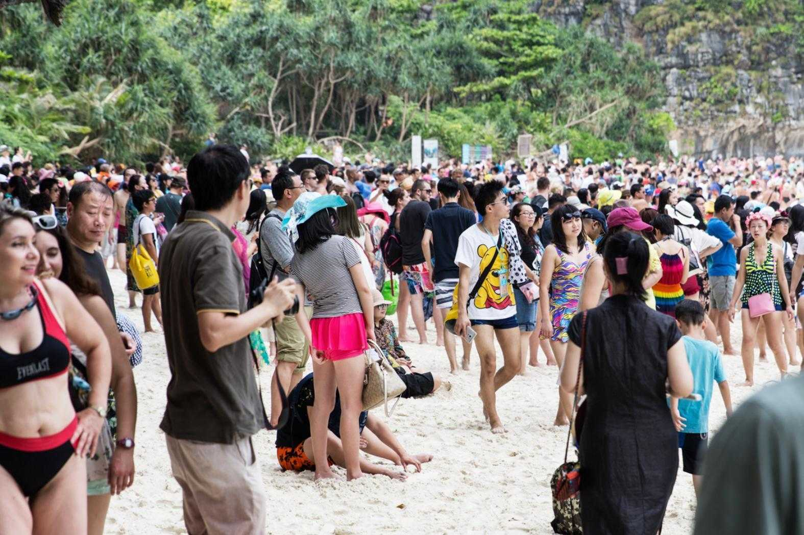 Thailand's tourism numbers continue to soar | The Thaiger