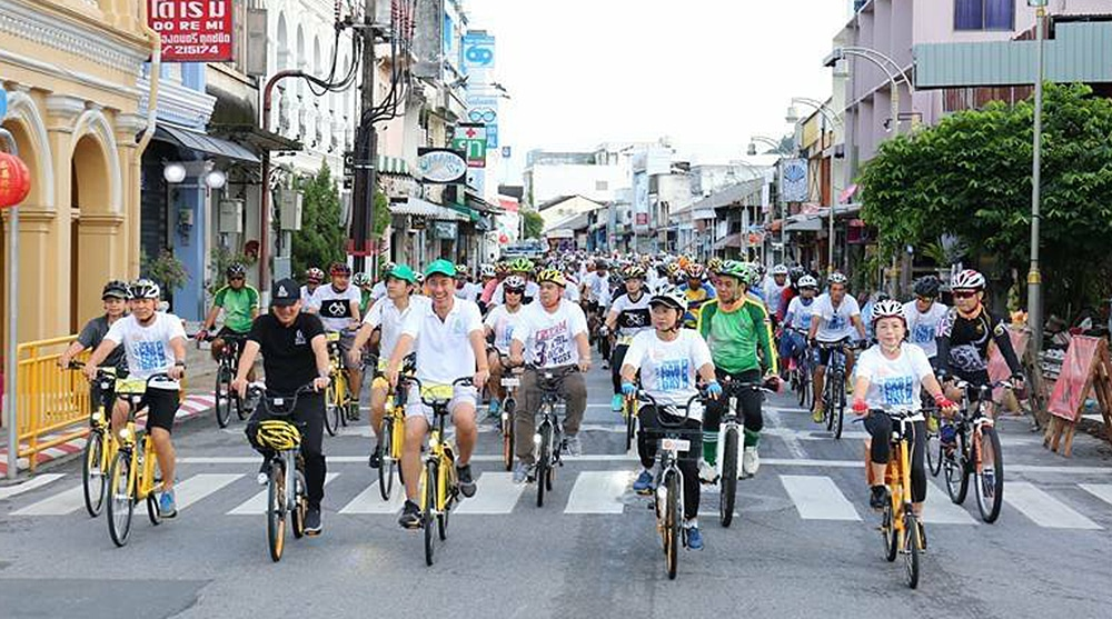 Ditch the car. Get on your bike. Phuket Car Free Day. | The Thaiger