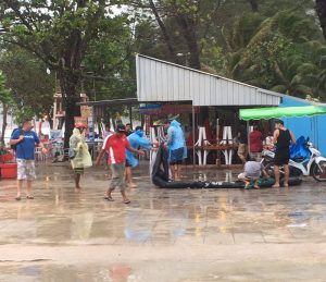 Kite-boarding accident at Patong Beach injures Chilean tourist   News by Thaiger