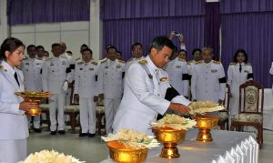 Phuket prepares 450,000 funeral wood flowers for HM Rama 9 cremation | News by Thaiger