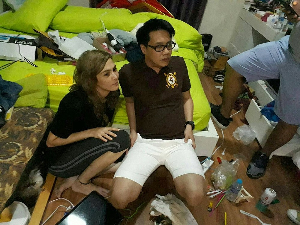 Ex-Miss Teen Thailand caught with drugs in home raid | The Thaiger