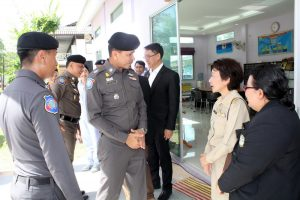 Tourist Police getting ready for high-season   News by Thaiger