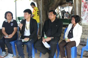 DSI assisting Rawai's Sea Gypsies with land probe   News by Thaiger