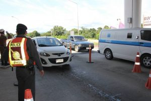 Thachatchai checkpoint to be renovated - better security   News by Thaiger