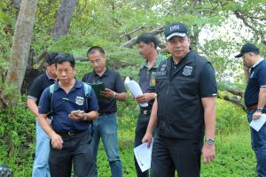 Ao Sane and Nakkerd Mountain under DSI investigation for encroachment   News by Thaiger