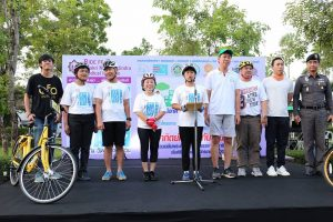 Ditch the car. Get on your bike. Phuket Car Free Day. | News by The Thaiger