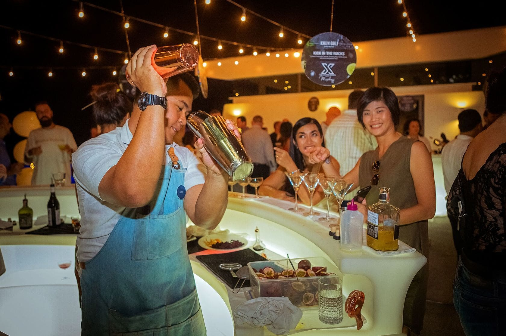 Kata Rocks mixing it up with the 'Best of Mixology' | The Thaiger