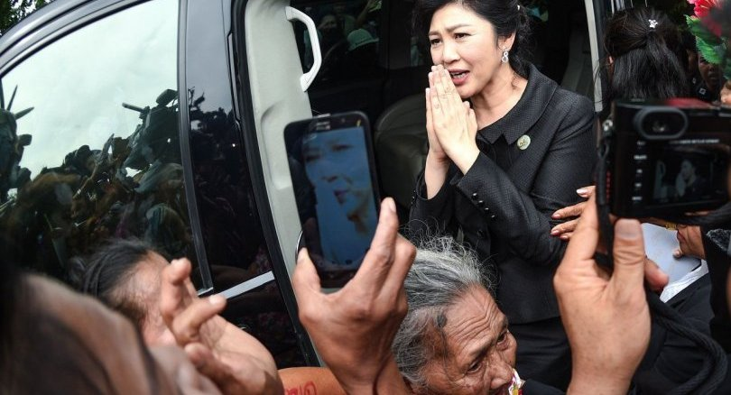 Unanimous verdict against Yingluck Shinawatra | The Thaiger