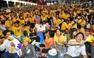 PAD told to pay damages for 2008 Airport sit-in protests | News by Thaiger