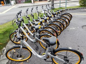 Share-bike comes to Phuket Town | News by The Thaiger