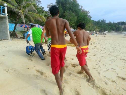 UPDATE: Phuket's beach lifeguard emergency sorted, in the short-term | The Thaiger