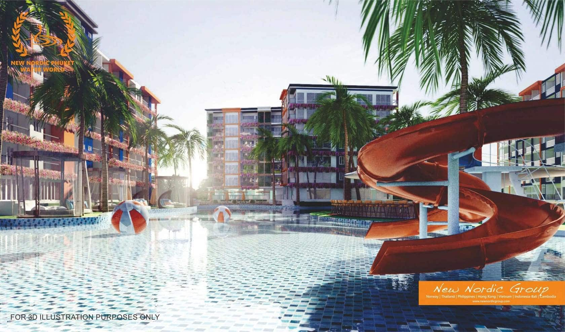 Phuket Waterworld – New 'off beach' condo for Bang Tao | The Thaiger