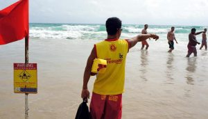 Business as usual - Phuket's beaches under lifeguard patrol | News by Thaiger