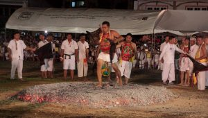 Fire Walk at Jui Tui Shrine in Phuket Town   News by Thaiger