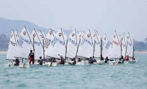 More kids sailing than ever at the Phuket Dinghy Series   News by Thaiger