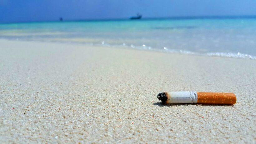 UPDATE: Beach butt ban | The Thaiger