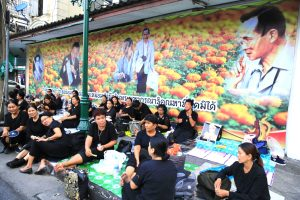 """Bangkok says farewell to the """"Father of the Land""""   News by Thaiger"""