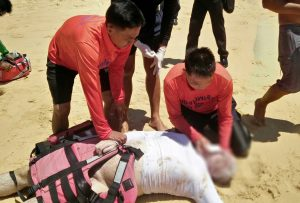 Another Russian tourist drowns at Karon Beach | News by The Thaiger
