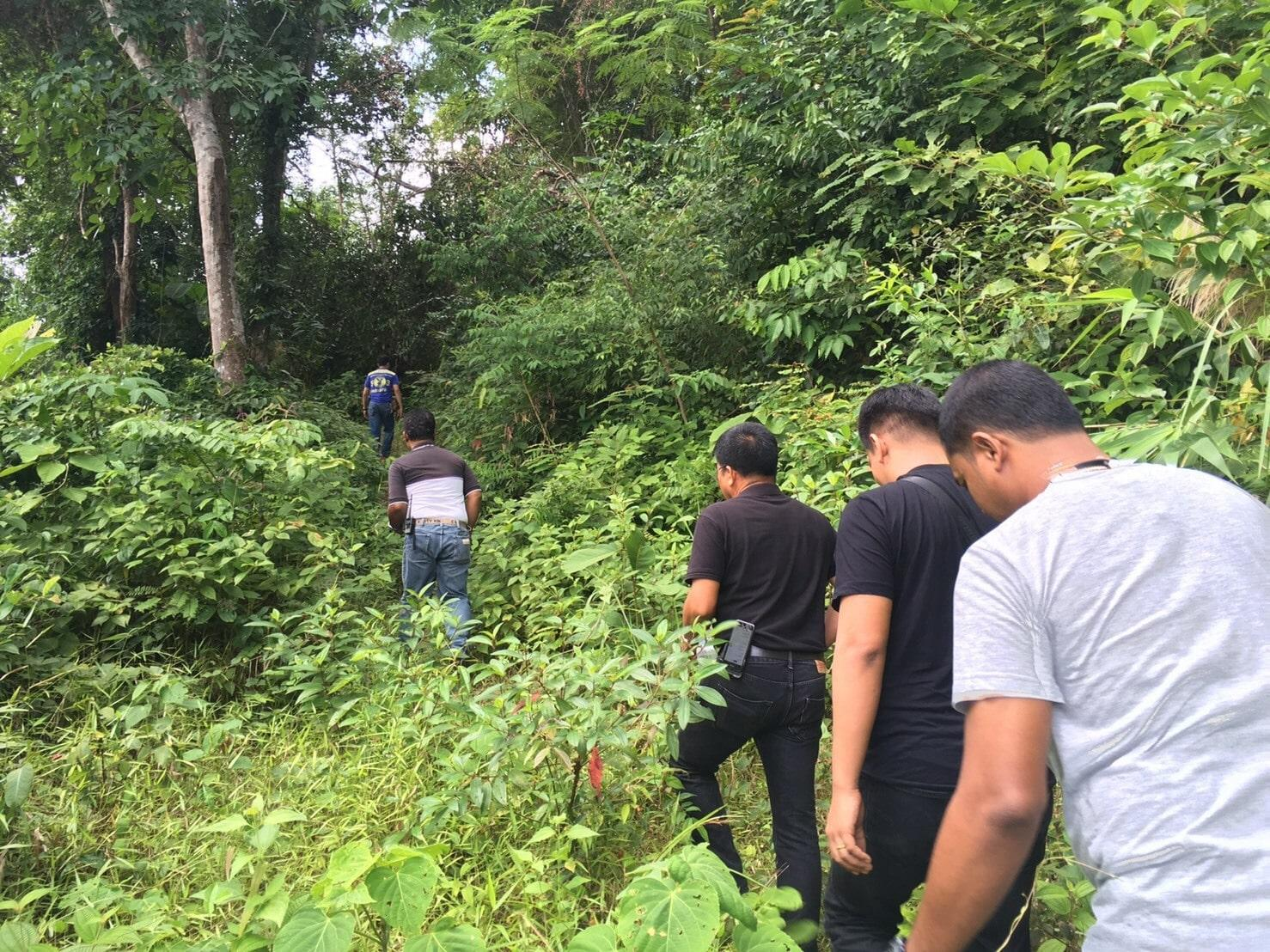 Human bones found on hills overlooking Chalong | The Thaiger