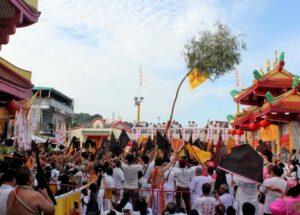Kicking off Phuket Vegetarian Festival | News by Thaiger