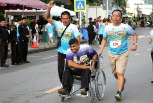 Phuket officials get behind the 'Run 2Gether' in Phuket Town | News by Thaiger