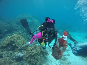 Koh Racha gets a clean-up, on the beaches and underwater | News by Thaiger
