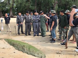 Torpedo found in Phuket believed to be pre-WW2 | News by Thaiger