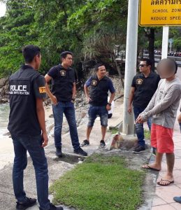 Patong shooter surrenders - assisting Police with investigation | News by Thaiger