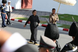 HRH Princess Sirindhorn joins the final rehearsal   News by Thaiger