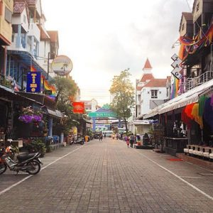 Phuket's gay scene gets another chance with Chinese GLBTI | News by The Thaiger