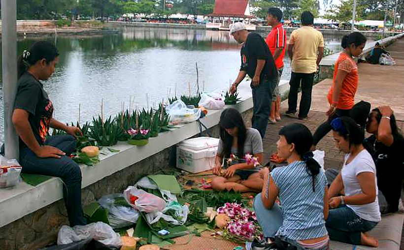 Happy Loy Krathong Phuket. Where to launch your krathong tonight | News by Thaiger