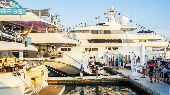 Thailand's Boat Show Season is Here | The Thaiger