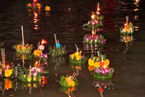 Happy Loy Krathong. Here are your kratong launching locations in Phuket.   News by Thaiger