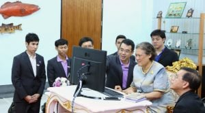 HRH Princess Sirindhorn opens astrophysics conference in Phuket | News by Thaiger