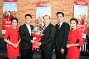 AirAsia introduces Phuket-Khon Kaen route | News by Thaiger