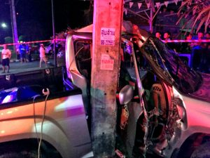 Two killed in eight hours on Phuket's roads | News by Thaiger