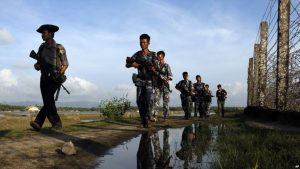Aung San Suu Kyi - battered but not bruised over Rhakine crisis | News by Thaiger