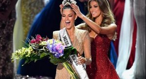Miss Universe Thailand gets into the Top Five. Miss South Africa wins. | News by Thaiger