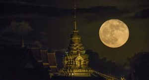 Super Full Moon this Sunday (but we may have too many clouds in Phuket) | News by Thaiger