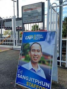 The first Thai to run for election in Queensland, Australia   News by Thaiger