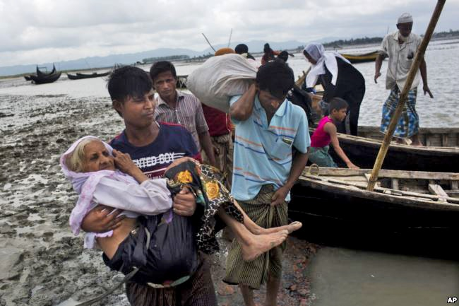 Human Rights Watch report accuses Burmese soldiers of atrocities | The Thaiger