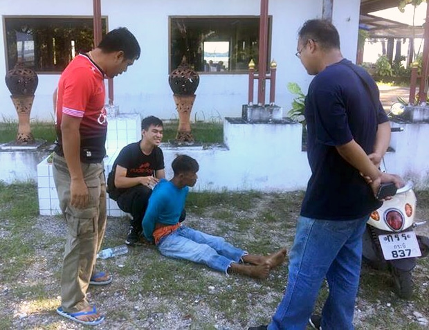 Two stabbings in Thalang | The Thaiger