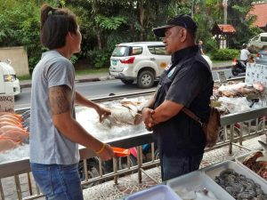 Marine and Coastal Resources check for protected shark meat in Karon   News by Thaiger