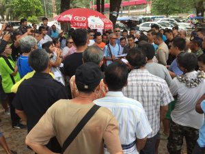 Surin Beach vendors call for a management solution   News by Thaiger