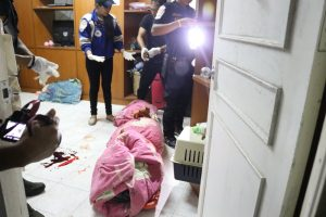 Pattani man kills his girlfriend, stabs her brother, then jumps off Khao Rang viewpoint | News by Thaiger