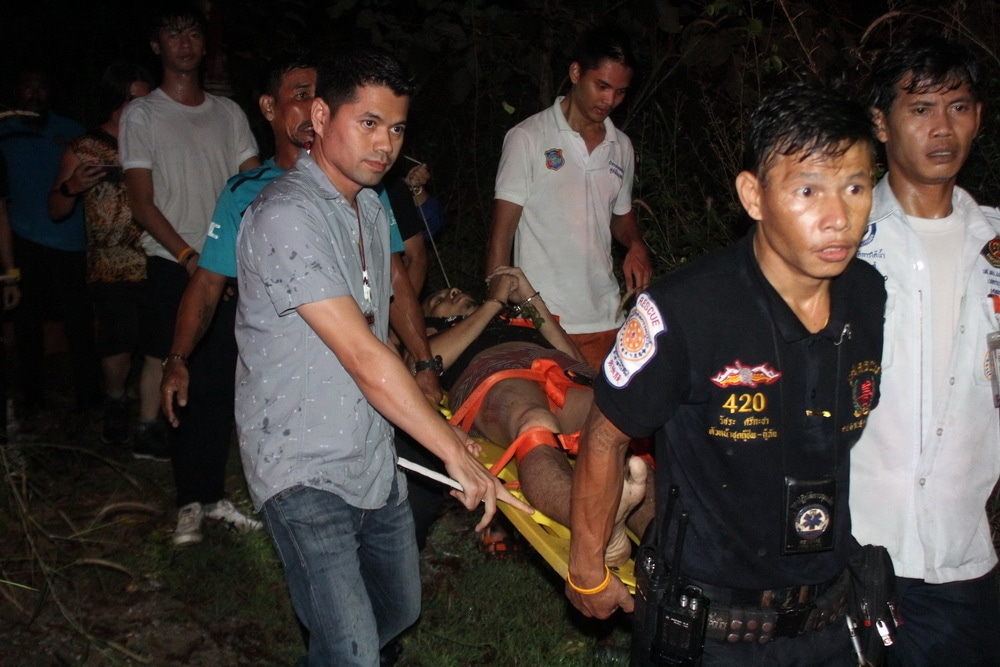Pattani man kills his girlfriend, stabs her brother, then jumps off Khao Rang viewpoint | The Thaiger