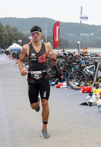 Marcus Rolli & Imogen Simmonds win the Foremost IRONMAN 70.3 Thailand 2017 | News by Thaiger
