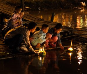 90 flights cancelled over Loy Krathong | News by Thaiger
