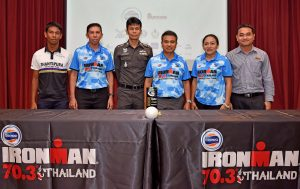 Phuket ready to host Foremost IRONMAN 70.3 Thailand | News by Thaiger